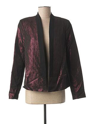 Veste chic / Blazer rose I.CODE (By IKKS) pour femme