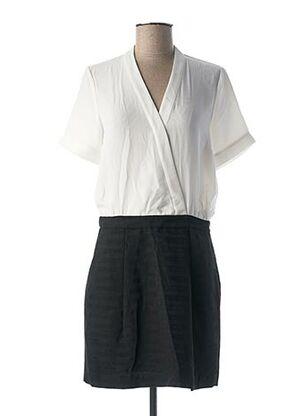 Robe courte noir I.CODE (By IKKS) pour femme