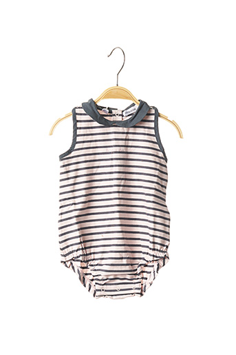 Body gris MARESE pour fille