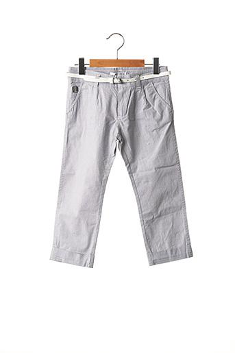 Pantalon casual gris MARESE pour fille
