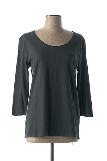 T-shirt manches longues gris BREIZH ANGEL pour femme
