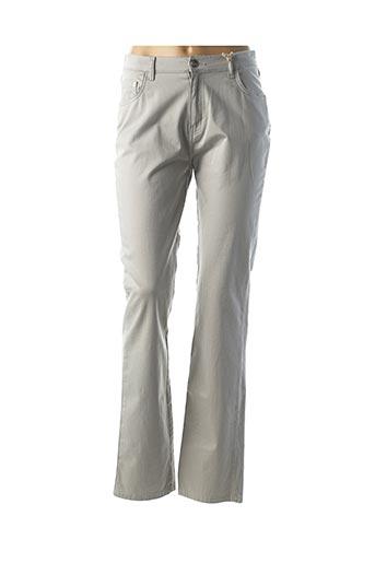 Pantalon casual gris IMPAQT pour femme