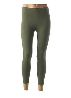 Legging vert CREA CONCEPT pour femme
