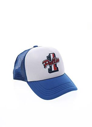 Casquette bleu PULL IN pour homme