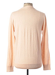 Pull col rond rose SCOTCH & SODA pour homme seconde vue