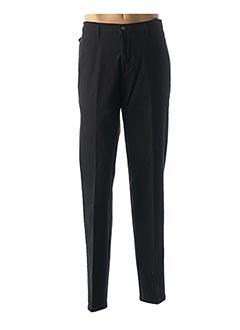 Pantalon casual noir GS CLUB pour homme