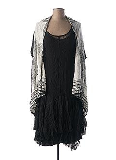 Veste/robe noir TELMAIL pour femme