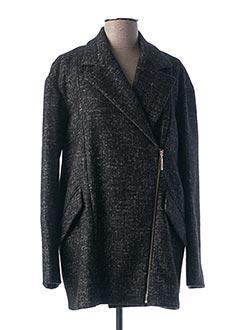 Manteau court noir LIU JO pour femme