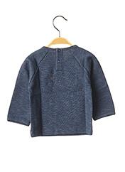 Sweat-shirt bleu MILK ON THE ROCKS pour enfant seconde vue