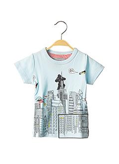 Produit-T-shirts-Garçon-MILK ON THE ROCKS