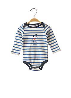 Body bleu MARESE pour enfant