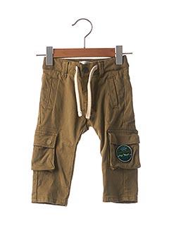 Pantalon casual vert MARESE pour garçon