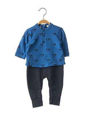 Combi-pantalon bleu MARESE pour enfant