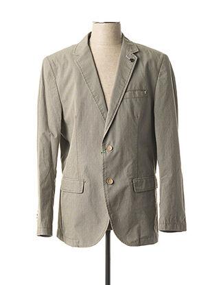 Veste chic / Blazer vert CALAMAR pour homme