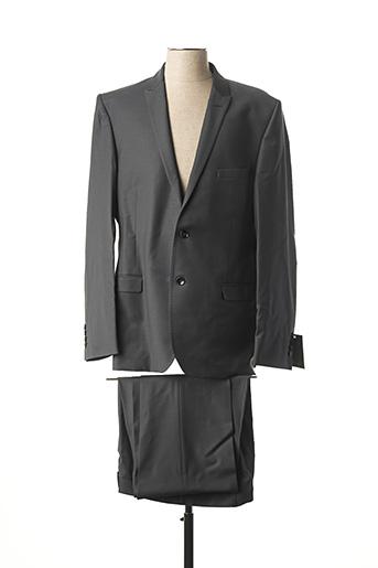 Costume de ville gris KAMAO pour homme
