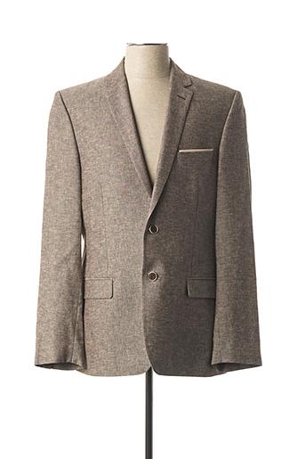 Veste chic / Blazer marron FITECOM pour homme