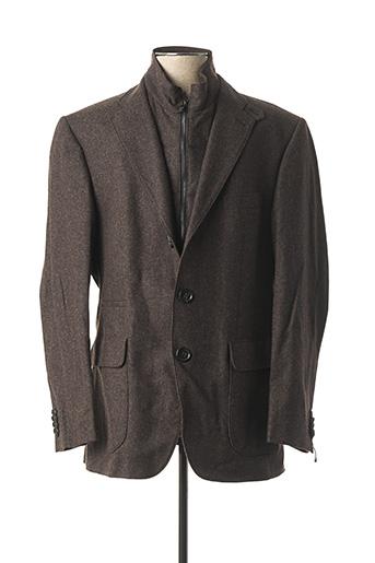 Veste chic / Blazer marron ROY ROBSON pour homme