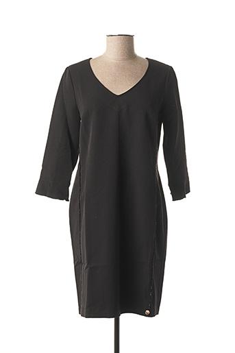 Robe mi-longue noir LE BOUDOIR D'EDOUARD pour femme