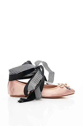 Ballerines rose COOL WAY pour femme