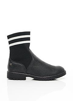 Bottines/Boots noir GIOSEPPO KIDS pour fille