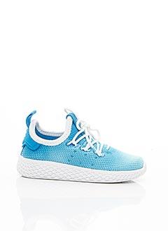 Baskets bleu ADIDAS pour garçon