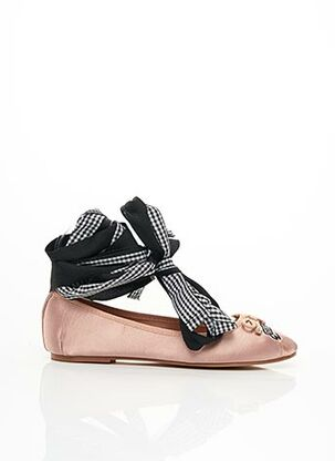 Ballerines rose COOL WAY pour fille
