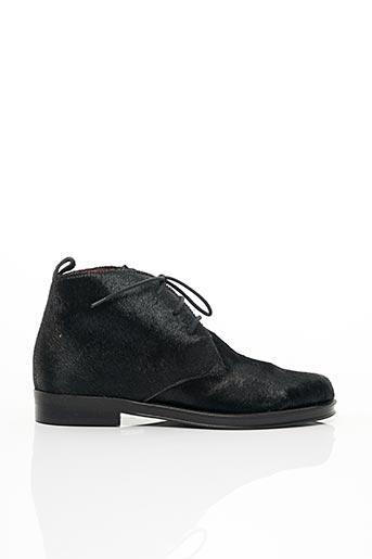 Bottines/Boots noir ELIZABETH STUART pour femme