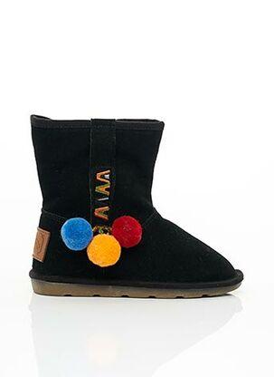 Bottines/Boots noir LES TROPEZIENNES PAR M.BELARBI pour fille