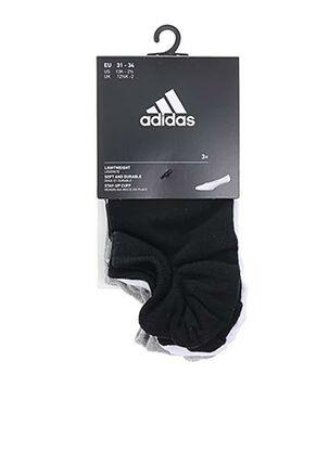 Chaussettes noir ADIDAS pour enfant