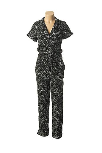Combi-pantalon noir ARTLOVE pour femme