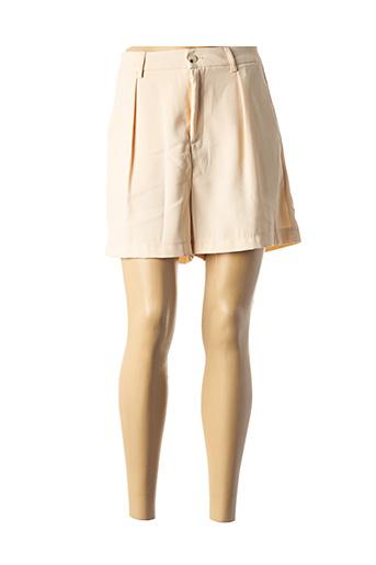 Short beige ARTLOVE pour femme