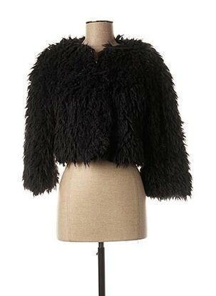 Veste casual noir GALLIANO pour femme