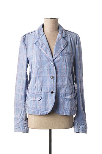 Veste chic / Blazer bleu GALLIANO pour femme
