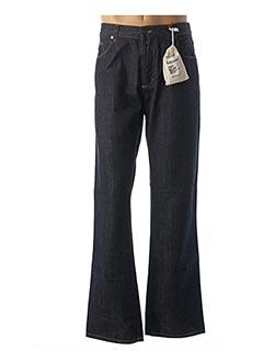Jeans coupe droite bleu GANT pour homme
