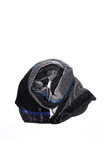 Foulard bleu ARMANI pour femme