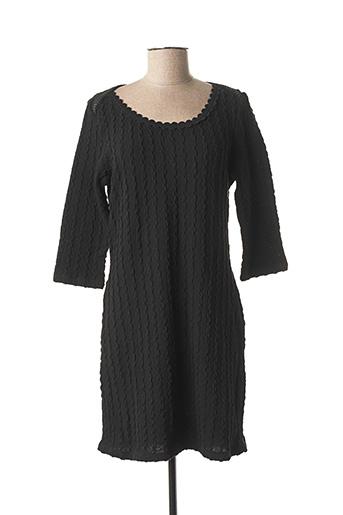 Robe courte noir LO! LES FILLES pour femme