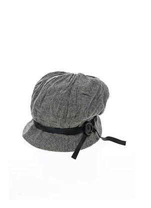 Chapeau blanc VL COLLECTION pour femme