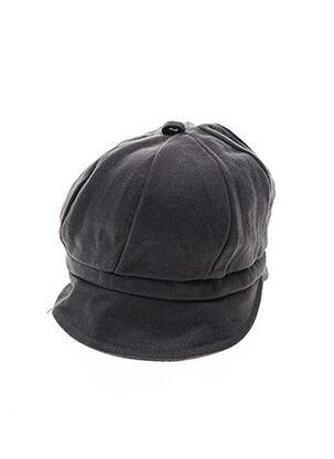 Chapeau gris VL COLLECTION pour femme