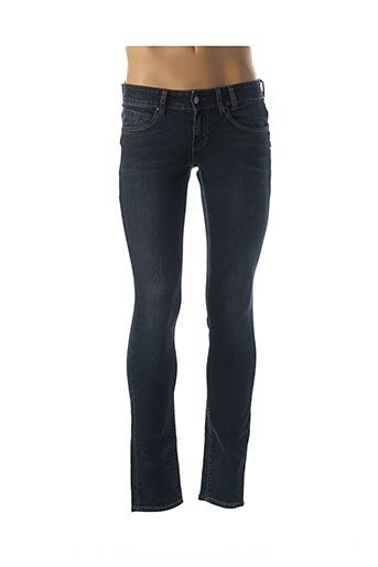 Jeans coupe slim bleu TEDDY SMITH pour enfant