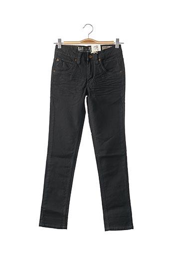 Pantalon casual marron GARCIA pour garçon