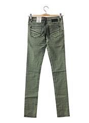 Pantalon casual vert GARCIA pour fille seconde vue