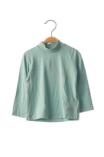 T-shirt manches longues bleu MAYORAL pour enfant
