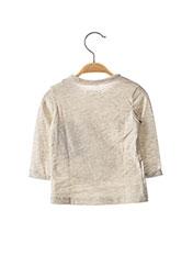 T-shirt manches longues gris CHIPIE pour fille seconde vue
