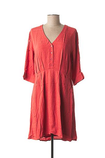 Robe courte rouge LOLA ESPELETA pour femme