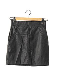 Mini-jupe noir STREET ONE pour femme