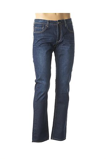 Jeans coupe slim bleu FORECAST pour homme