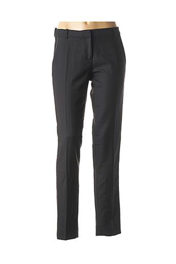 Pantalon casual noir ZAPA pour femme