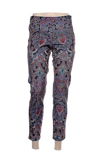 Pantalon casual gris FARUK pour femme