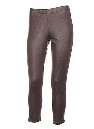 Legging marron FIFILLES pour femme
