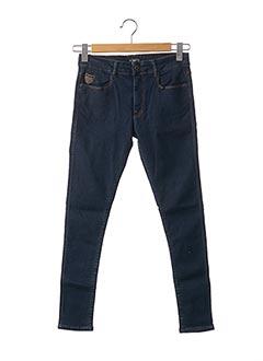Jeans coupe slim bleu APRIL 77 pour femme